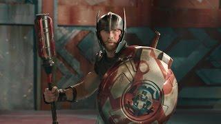 'Thor: Ragnarok' Teaser Trailer