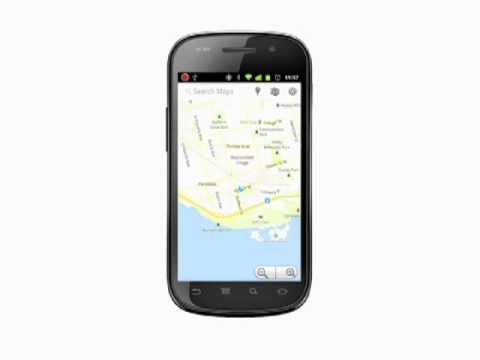 Introducing Maps for Android