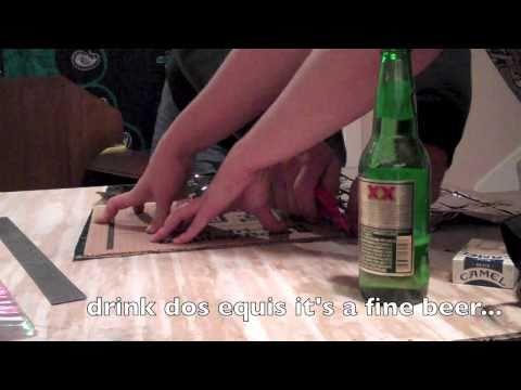 How to make a beautiful disco ball pinata...