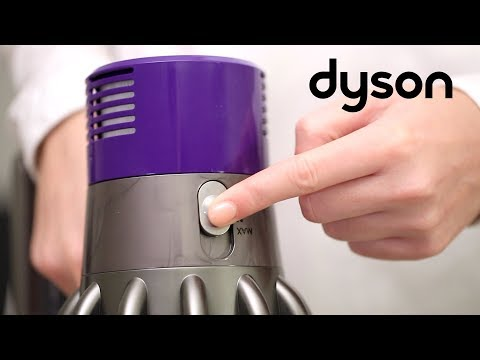 Dyson Cyclone V10 cord-free vacuums - Power modes (UK and EU)