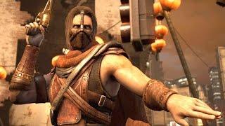 Mortal Kombat X - Erron Black Klassic Arcade Ladder Gameplay Playthrough