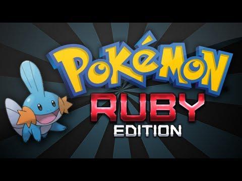 Pokemon Ruby Walkthrough! - 033 - Seafloor Cavern + Groudon!