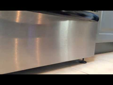 Polish Stainless Steel Appliances with Baby Oil