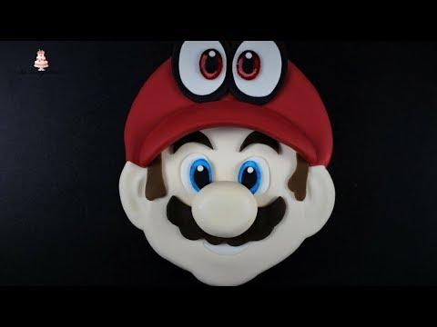 Super Mario Odyssey Cappy Cake Tutorial!