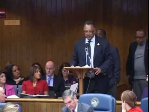 Rev  Jackson Seeks Fair Phone Rates For Prison Inmates