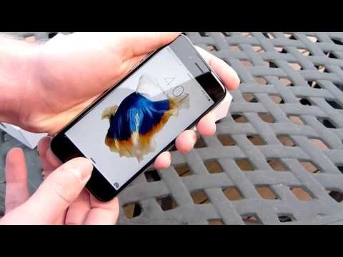 Cinematic Video of the iPhone 6S