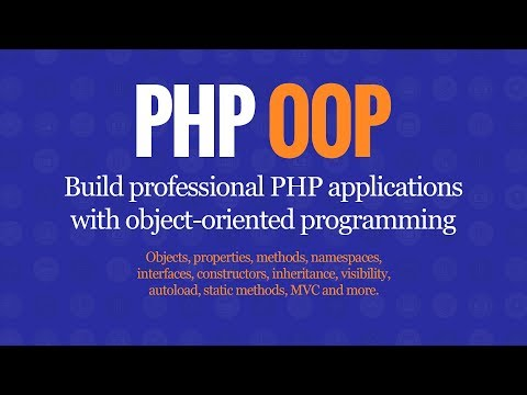 Object-Oriented Programming In PHP - Full Course