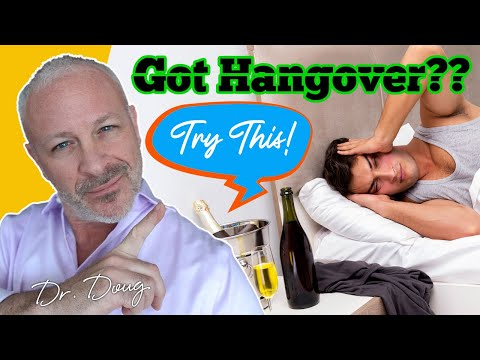 Hangover Cure: How to Treat Your Hangover Quickly