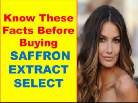 Pure Saffron Extract Reviews - Saffron Extract Select