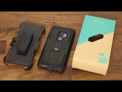 Armor Case for Samsung Galaxy S9 / S9 Plus - Full Body Drop Protection