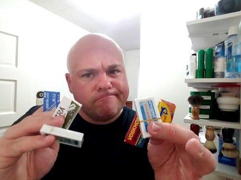 Best blades for safety razor shaving