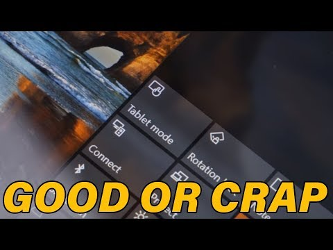 Windows 10 Tablet Mode..... Any Good?