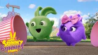 SUNNY BUNNIES - Popcorn Frenzy   Season 5   Cartoons for Children