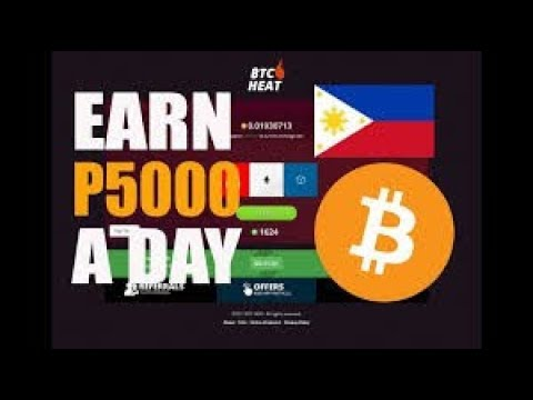 Bitcoin Earning free btc heat EARN 100% PAYMENT JUST 5 MIN WORK