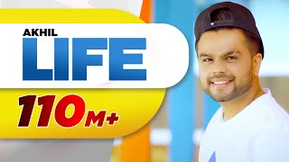 Akhil Feat Adah Sharma | Life Official Video | Preet Hundal | Arvindr Khaira | Latest Punjabi Song