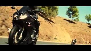 Mission Impossible - Tom Cruise Bike Chase Scene.