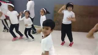Aankh Marey | SIMMBA | Kids Batch  - Nikhil Dance Studio