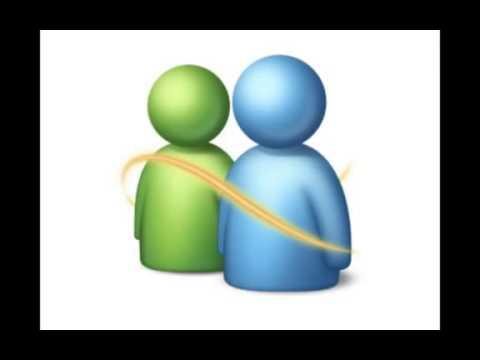 MSN Messenger Message Sound