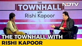 Rishi Kapoor On His
