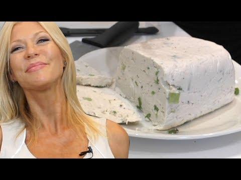 Homemade Non Dairy Cheese thats Raw Vegan