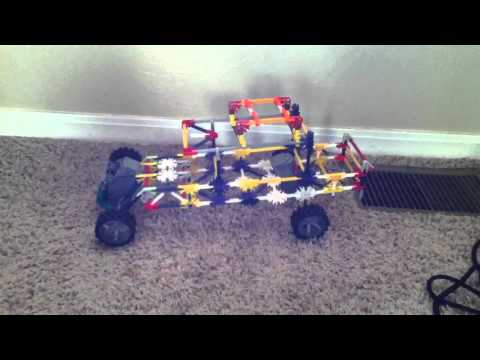 How to build knex truck part1