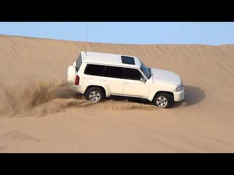 Daring Dune Driving in Qatar (2012)