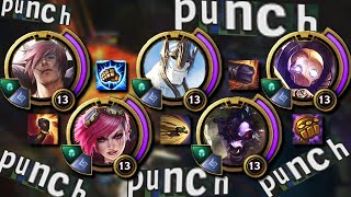 League of Legends but Sett and his team are all punchers who just want to P U N C H