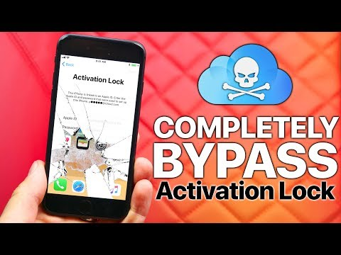 COMPLETELY Bypass iCloud Activation Lock on iOS 11!