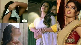 Subhashree ganguly newly released hot kissing romantic seen &bath seen
