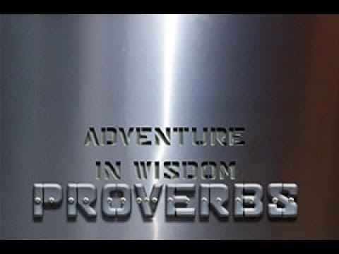 2 Adventure in Discipline 1 - Proverbs the Book - Delbert Young