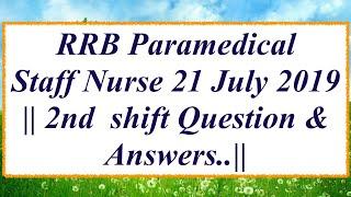 ESIC staff nurse result/new update/ESIC staff nurse result