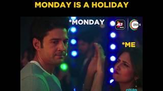Monday MEM | Coldd Lassi Aur Chicken Masala | ALTBalaji