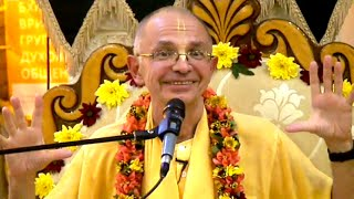 Бхакти Вигьяна Госвами - 2016.01.10 - Обзор Бхагавад-гиты