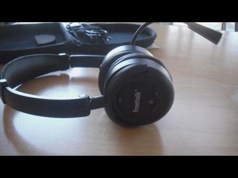 Skype Freetalk Freedom Wireless Headset Review & Giveaway| Booredatwork