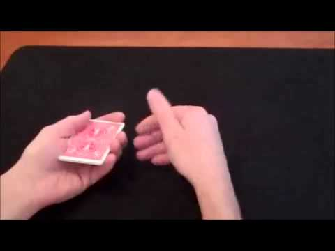 Lie Detector #1 card trick