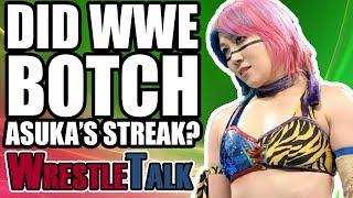 Did WWE BOTCH Asuka
