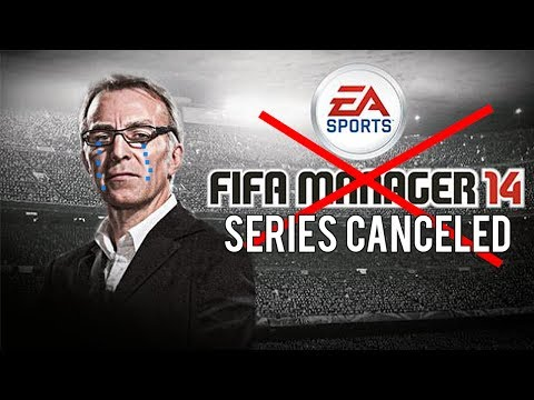 Fifa Manager Series / Franchise Canceled, Fifa Manager 14 Last Game In The Franchise