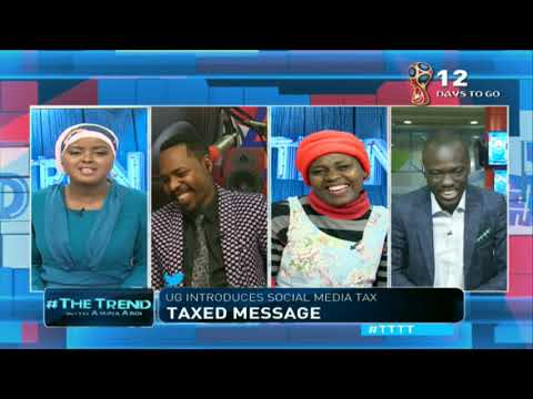 Taxed message: Uganda introduces social media tax