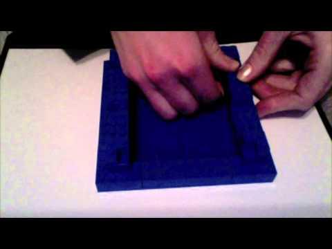 How to Build a Lego Tardis Part 1