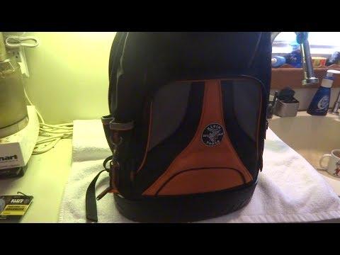 klein tools backpack giveaway