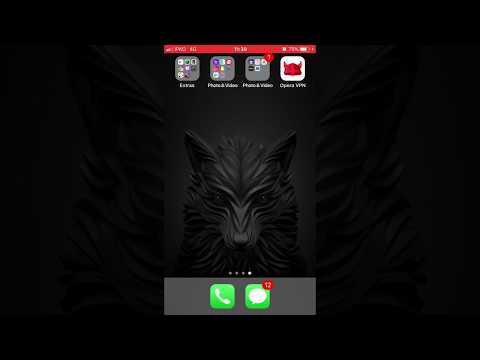 Turn On/Off Sim PIN on iOS 11