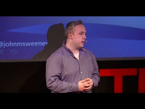 Beat bullying with kindness | John Sweeney | TEDxYouth@StPeterPort