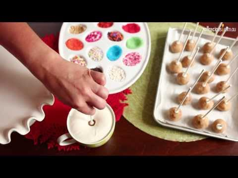 How to Make Cake Pops (Three Ways!)