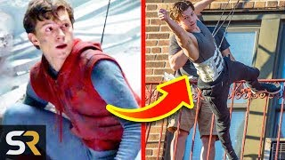 10 Movie Scenes That REFUSED To Use Digital Effects