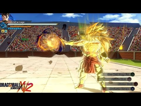 Dragon Ball Xenoverse 2 How To Get: Atomic Blast