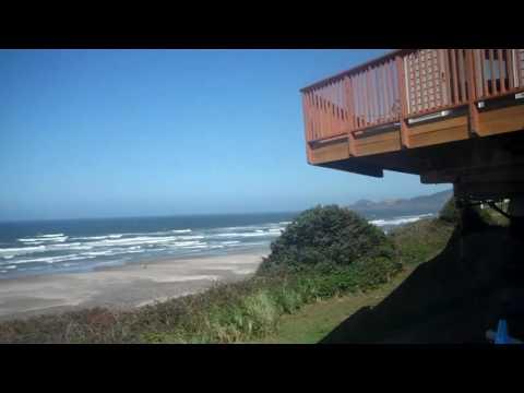 Razor Clam Locations in Newport Area Beaches
