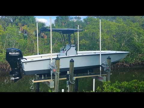 Center Console Boat Restoration!!  MUST SEE TO BELIEVE!!! It's a Resurrection!!!
