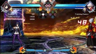 Blazblue Cross Tag Battle Yang   Blake Cross Combo