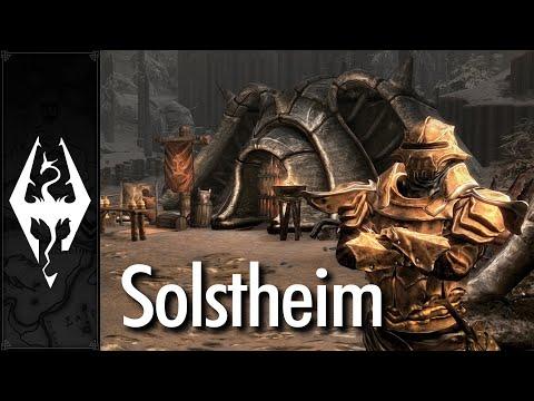 Skyrim - Music & Ambience - Solstheim