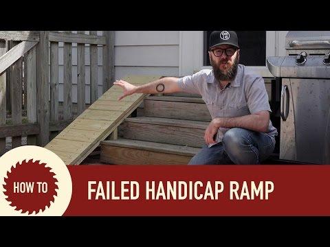 I Suck at Failing | Wiener Dog Handicap Ramp